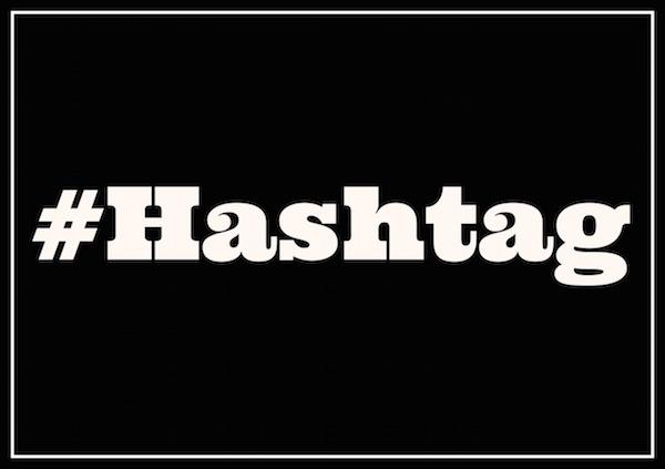 How many hashtags is too many?
